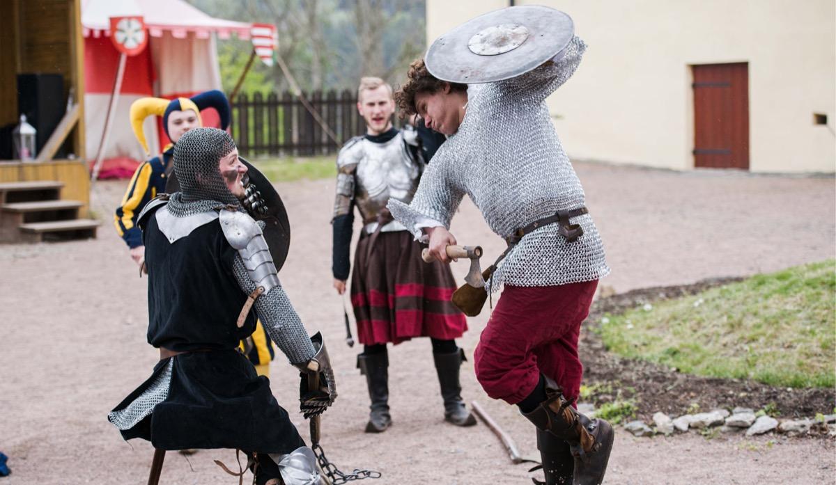 Turnaj o ruku princezny Brunhildy - Obrazok 3
