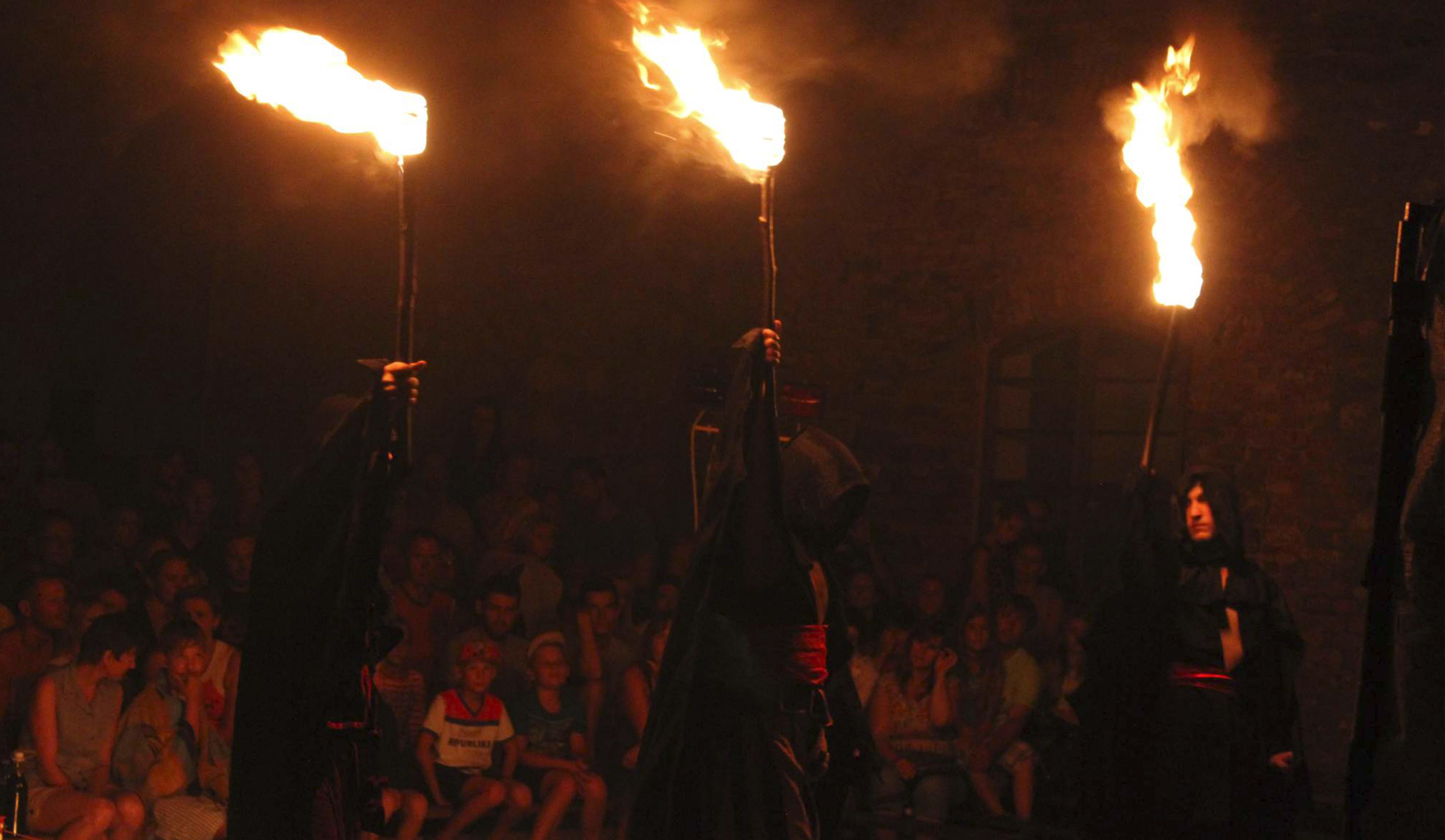 Ohňová show - Obrazok 10